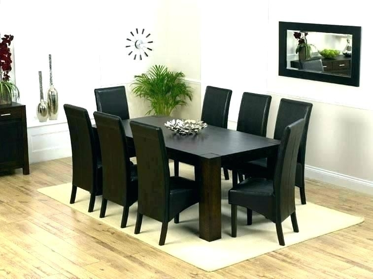 Round Formal Dining Table For 8 Dining Room With Round Table Amazing For 8 Chairs Dining Tables (Image 20 of 25)