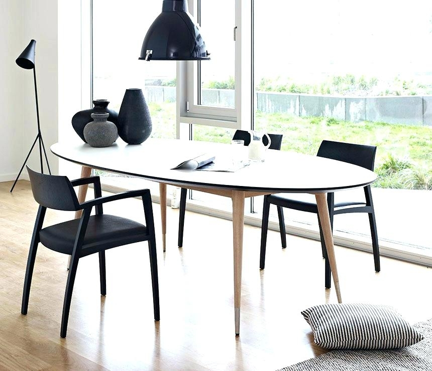 Round Glass Extending Dining Table Small Round Black Glass Dining In Black Extendable Dining Tables Sets (View 25 of 25)
