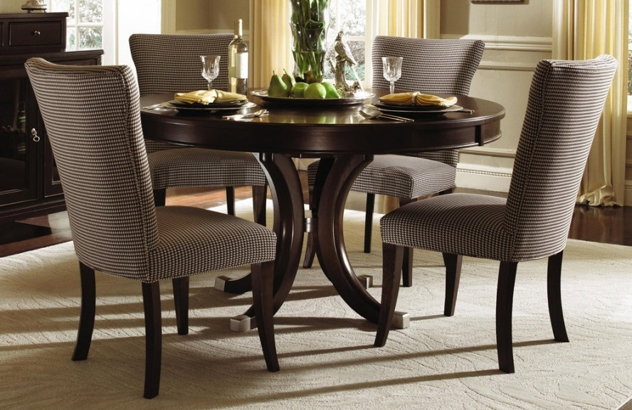 Round Kitchen Table Ashley Furniture — Batchelor Resort Home Ideas In Cheap Round Dining Tables (View 6 of 25)