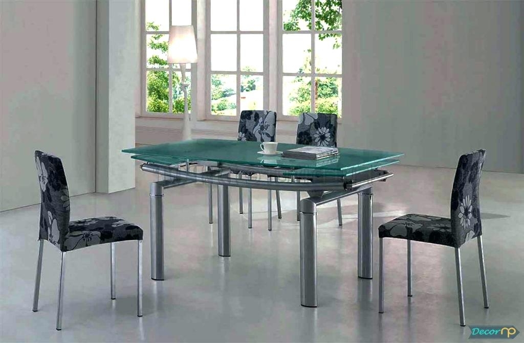 Round Oak And Glass Dining Table Dining Tables White Glass Dining In Round Glass Dining Tables With Oak Legs (Image 20 of 25)