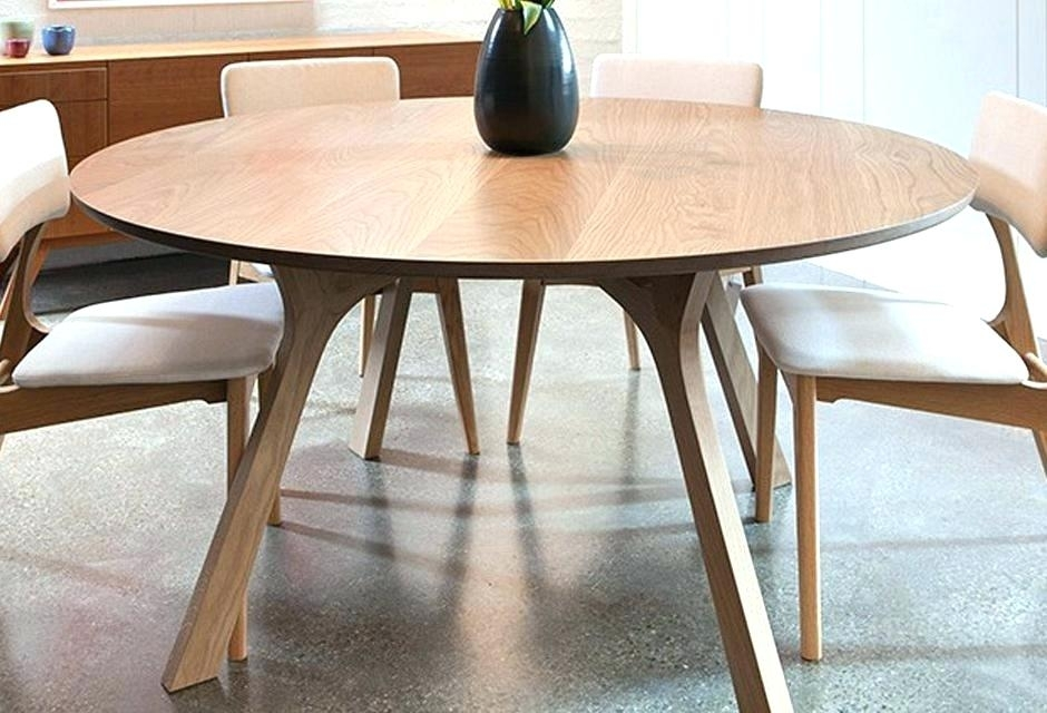 Round Oak Table Round Solid Oak Pedestal Coffee Table Sold Oak Table Pertaining To Circular Oak Dining Tables (View 15 of 25)