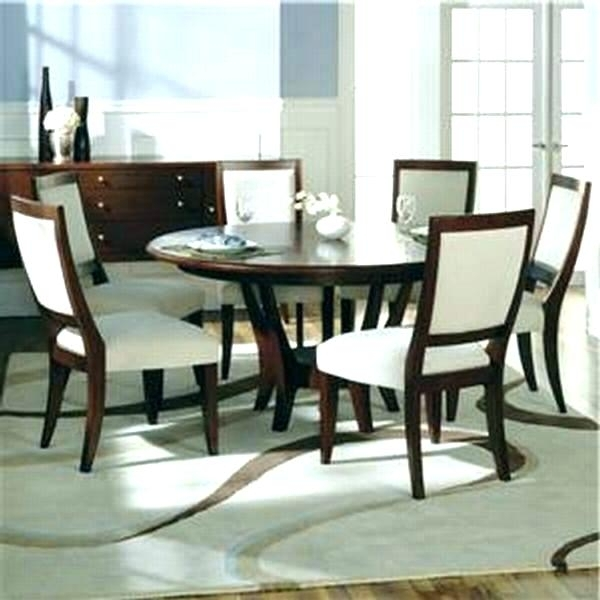 Round Table 6 Chairs 6 Seat Dining Table Incredible Dining Table 6 Intended For Round 6 Person Dining Tables (View 6 of 25)