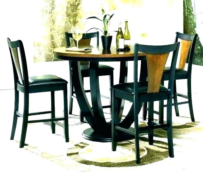 2019 Latest Dining Tables And Chairs For Two