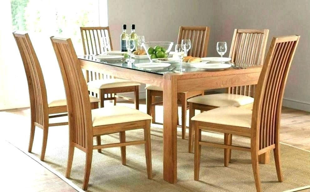 Round Table For 6 – Pdxtutor Intended For Dining Tables For Six (Image 24 of 25)