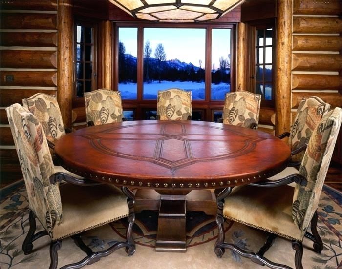 Round Table Seats 12 Dining Room Table Seats Round Table Seats 12 For Huge Round Dining Tables (Image 25 of 25)