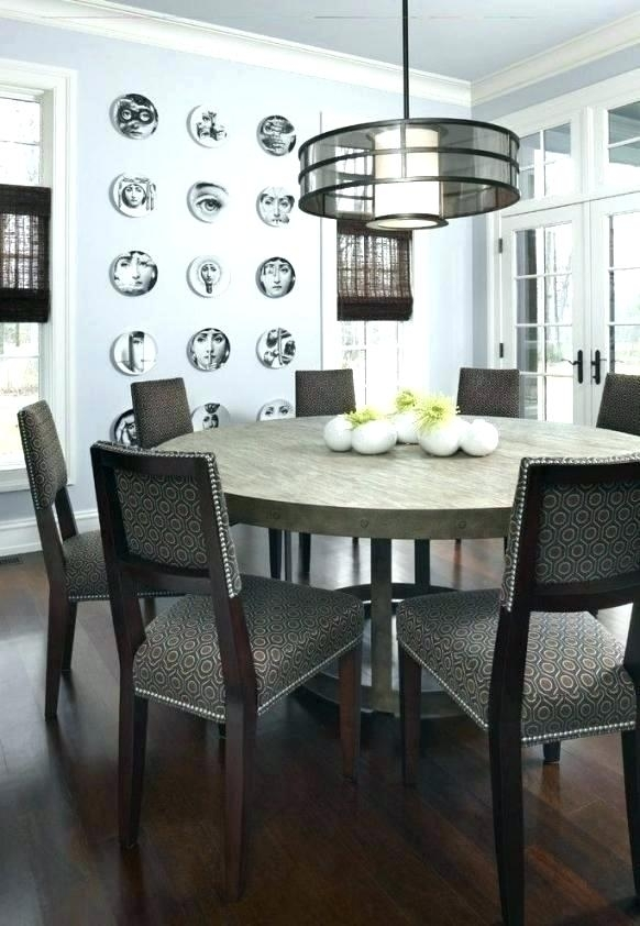Round Table That Seats 8 Dining Tables Seats 8 What Size Round Table Throughout Dining Tables Seats  (Image 19 of 25)