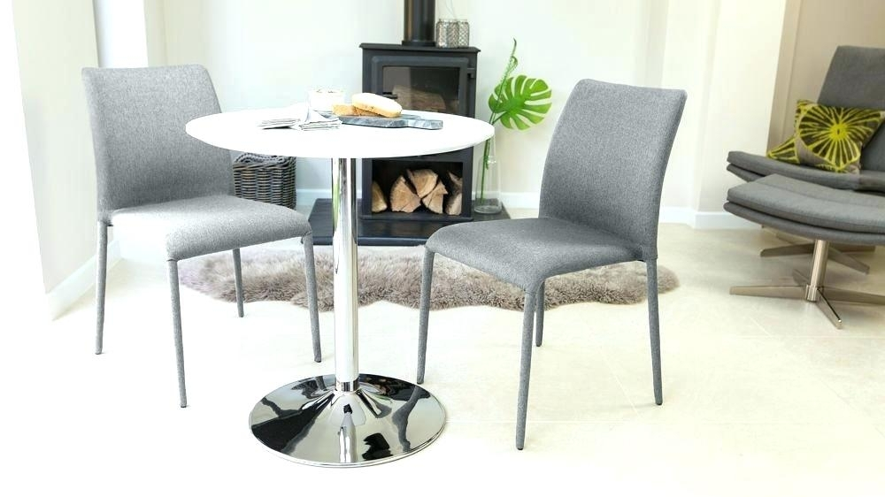 Round Table With Two Chairs Charming Dining Table For Two With Small With Two Chair Dining Tables (View 21 of 25)