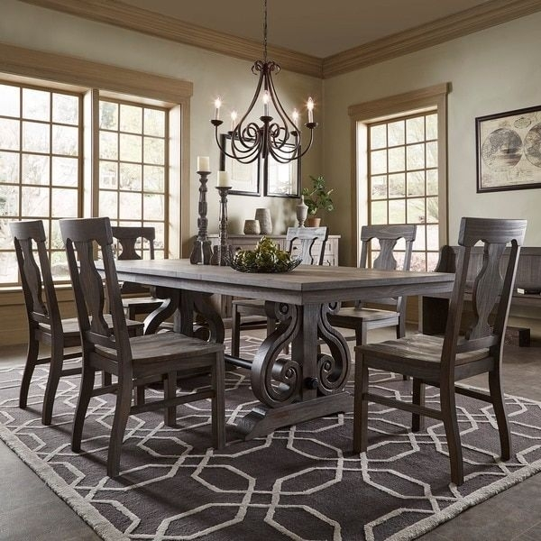 Rowyn Wood Extending Dining Table Setsignal Hills | Dining Room Within Extending Dining Table Sets (Image 20 of 25)