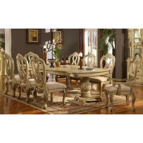 Royal Dining Table Set, Dining Table Set - Shad Handicrafts intended for Royal Dining Tables