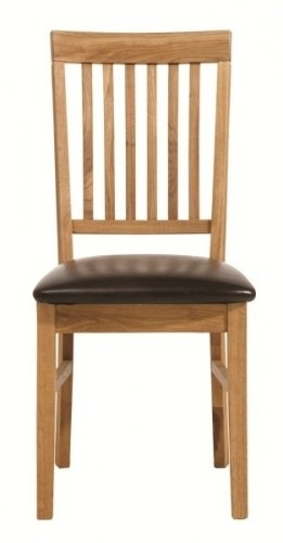 Royal Oak Dining Chair Bi Cast Pad Supplied Assembled – Dining In Oak Dining Chairs (Image 19 of 25)