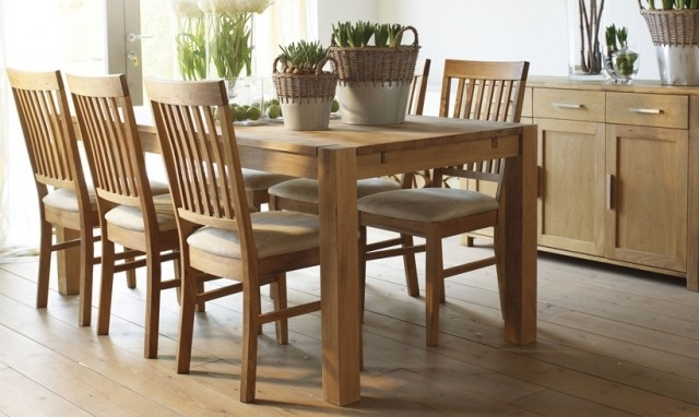 Royal Oak – Fishpools Inside Oak Dining Furniture (View 11 of 25)