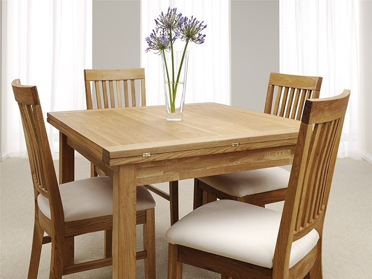 Royal Oak Flip Top Table | Hills Furniture Store Pertaining To Flip Top Oak Dining Tables (Image 18 of 25)