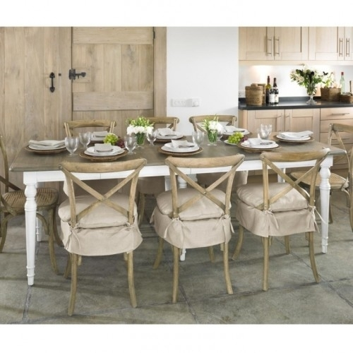 Rustic Isabella Dining Table Large Dining Tables And Rustic Oka For Isabella Dining Tables (View 19 of 25)