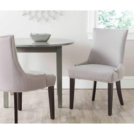 Safavieh Lester Dining Chair, Set Of 2 In 2018 | Front Room Throughout Caira Black 7 Piece Dining Sets With Arm Chairs & Diamond Back Chairs (View 11 of 25)