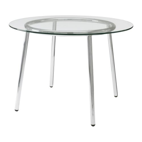 Featured Image of Ikea Round Glass Top Dining Tables