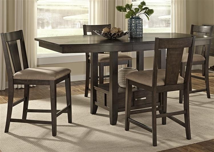 Sal's Furniture Store Offers Casual Dining Room Sets For Sale In Intended For Patterson 6 Piece Dining Sets (Image 21 of 25)