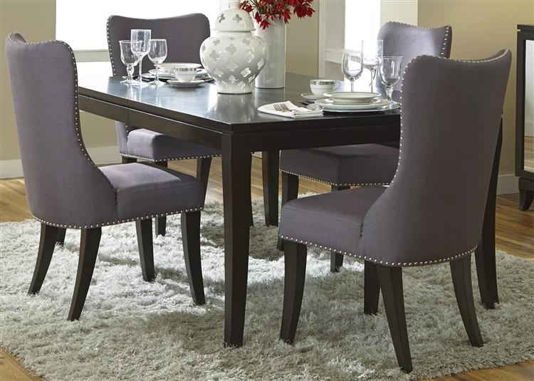 Sal's Furniture Store Offers Casual Dining Room Sets For Sale In Pertaining To Jaxon 5 Piece Round Dining Sets With Upholstered Chairs (Image 24 of 25)