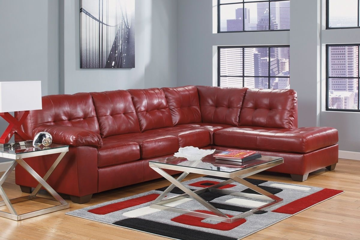Salsa Bonded Leather Sectional | Decor Ideas | Pinterest | White Regarding Marissa Ii 3 Piece Sectionals (Image 13 of 25)