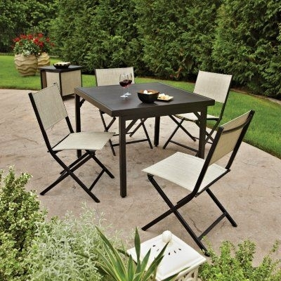 Sam's Club – Member's Mark® Logan Sling 6 Piece Patio Set With Pertaining To Logan 6 Piece Dining Sets (Image 16 of 25)