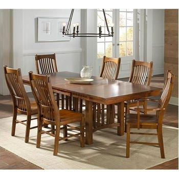 Santeelah 7 Piece Dining Set | Dining Table And Chairs | Pinterest Within Leon 7 Piece Dining Sets (View 18 of 25)