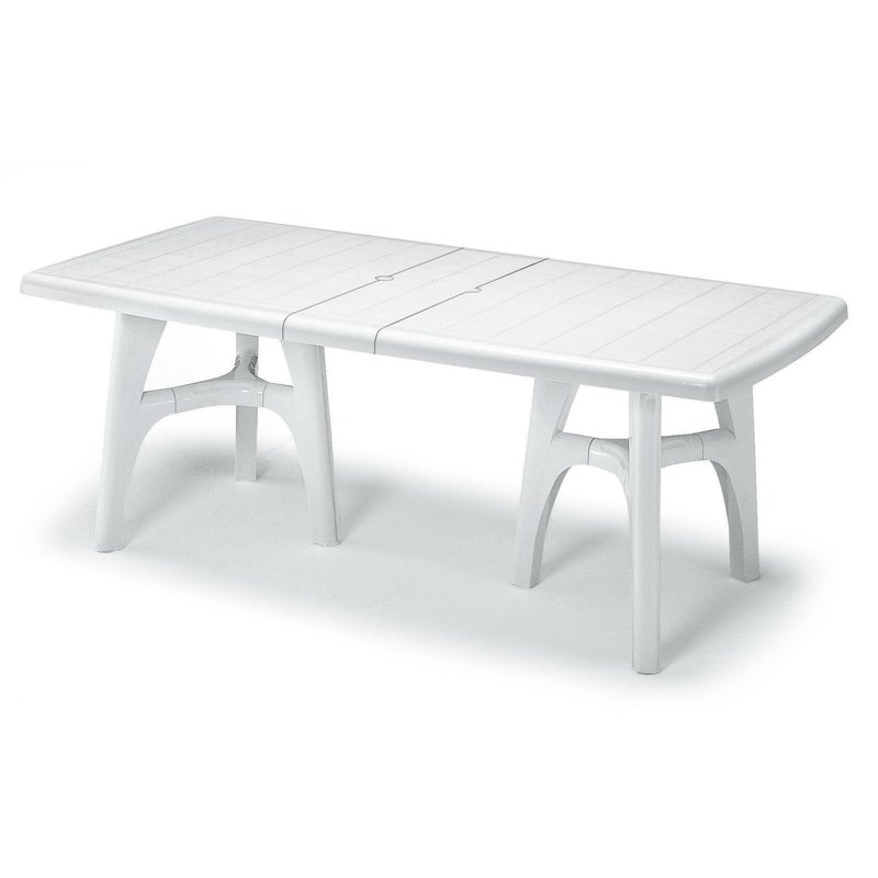 Scab President Tris Extending Outdoor Dining Table | Wayfair.co (View 11 of 25)