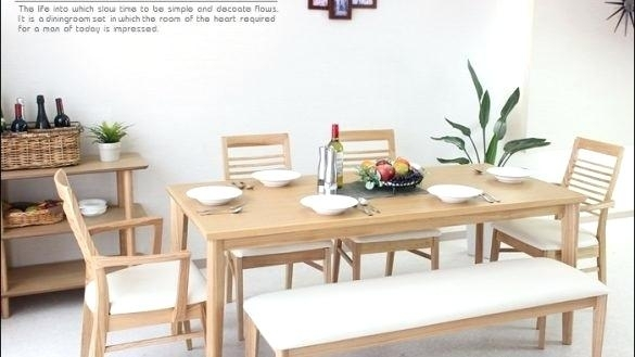 Scandinavian Dining Room Chairs Magnificent Ideas Dining Table With Scandinavian Dining Tables And Chairs (Image 18 of 25)