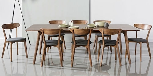 Scandinavian Furniture – Affordable & Simplistic Scandinavian Style Inside Danish Style Dining Tables (Image 20 of 25)