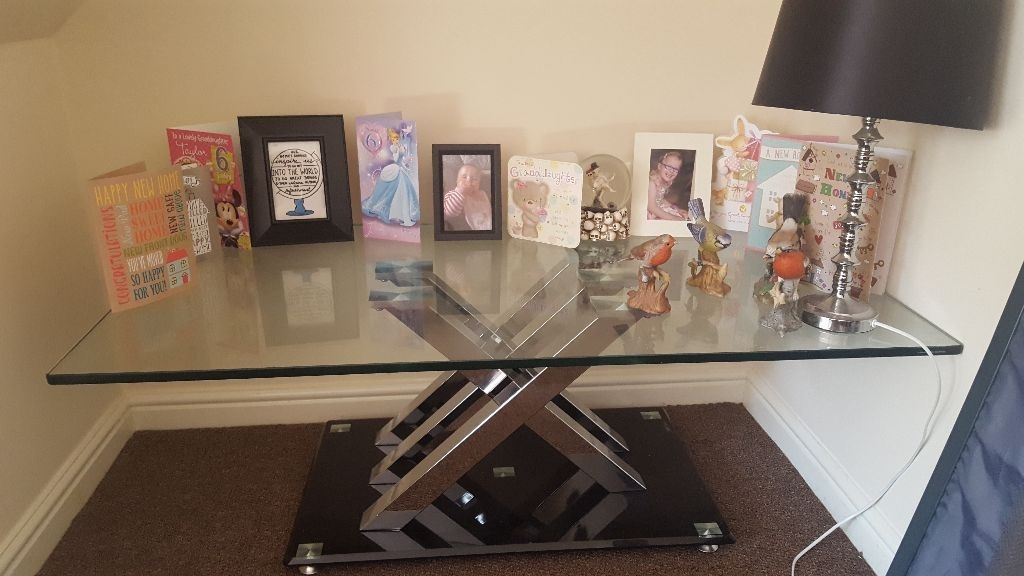 Scs Coffee Table | In Coalville, Leicestershire | Gumtree Inside Scs Dining Tables (View 25 of 25)