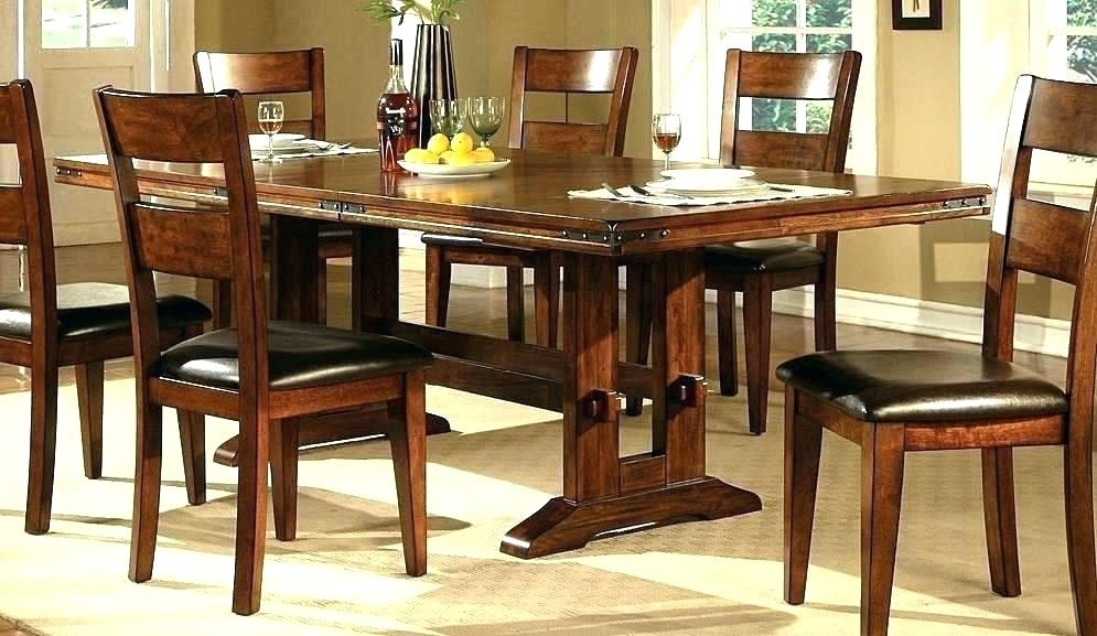 Second Hand Oak Furniture Land Table And Chairs Wood Console White With Second Hand Oak Dining Chairs (Image 12 of 25)