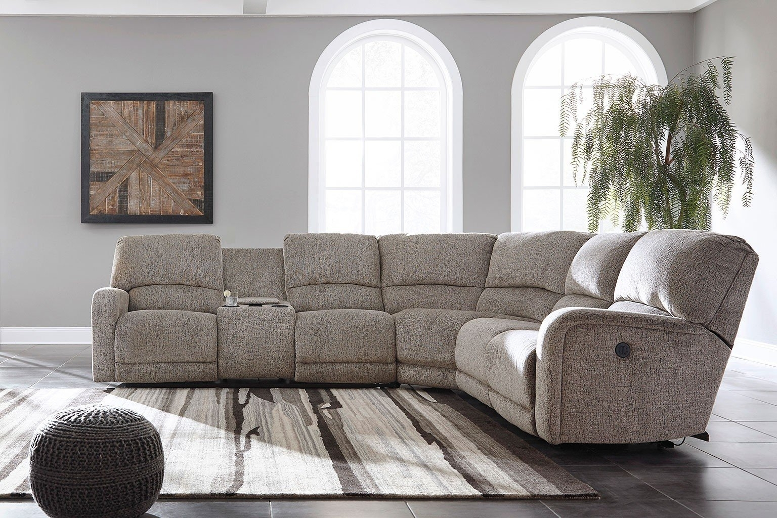 Sectional Loveseat – Tidex Regarding Declan 3 Piece Power Reclining Sectionals With Right Facing Console Loveseat (Image 22 of 25)