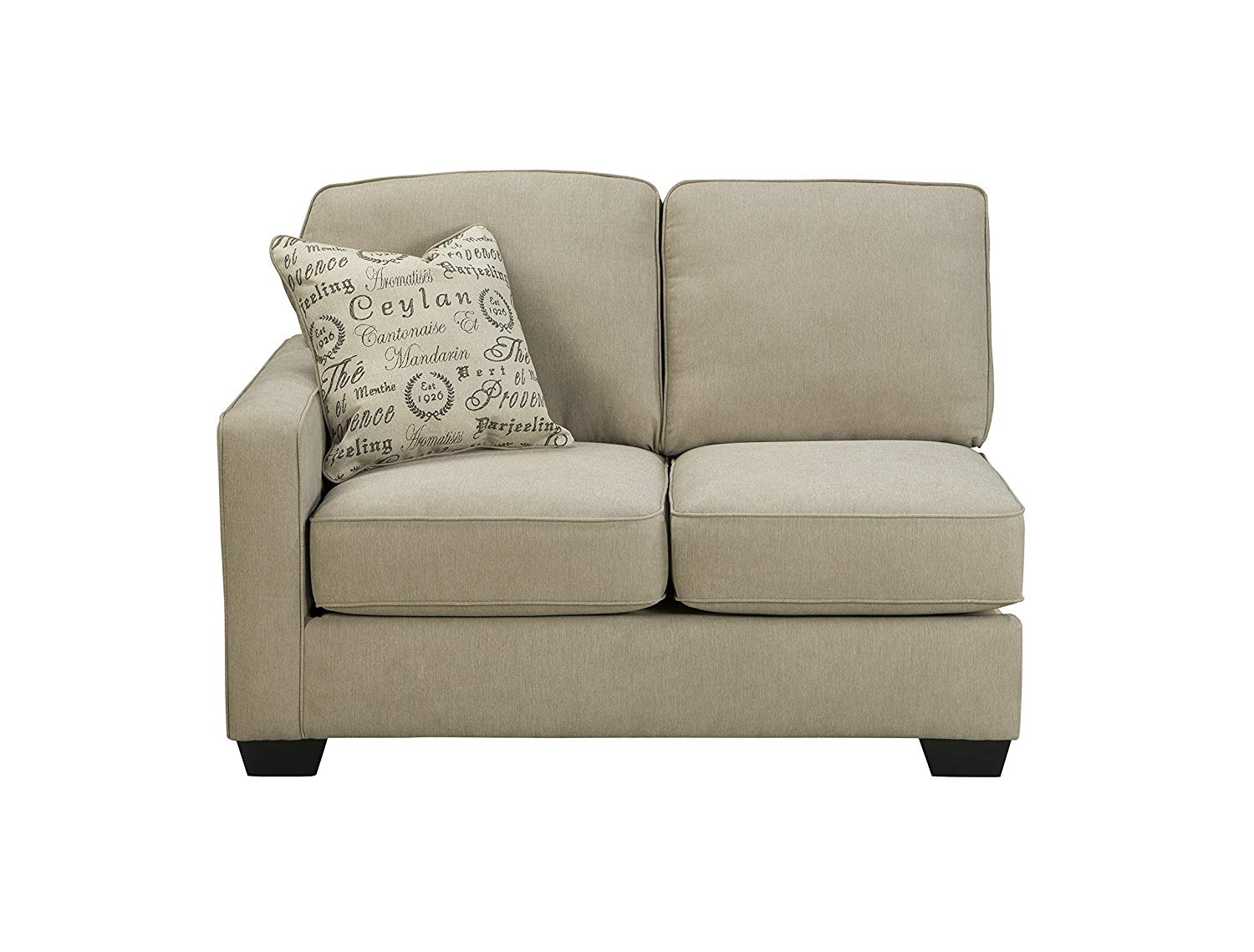 Sectional Loveseat – Tidex Throughout Declan 3 Piece Power Reclining Sectionals With Right Facing Console Loveseat (Image 23 of 25)
