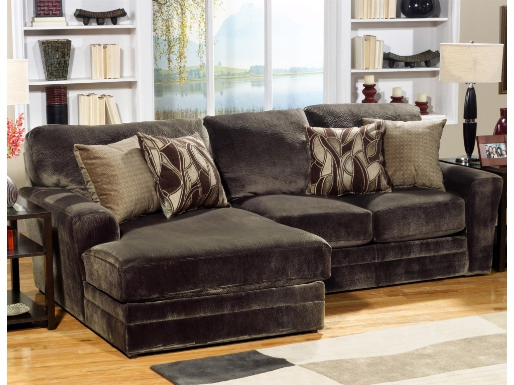 Sectional Sofa 2 Piece With Chaise Jackson Furniture 4377 Everest Inside Aspen 2 Piece Sleeper Sectionals With Laf Chaise (Image 21 of 25)