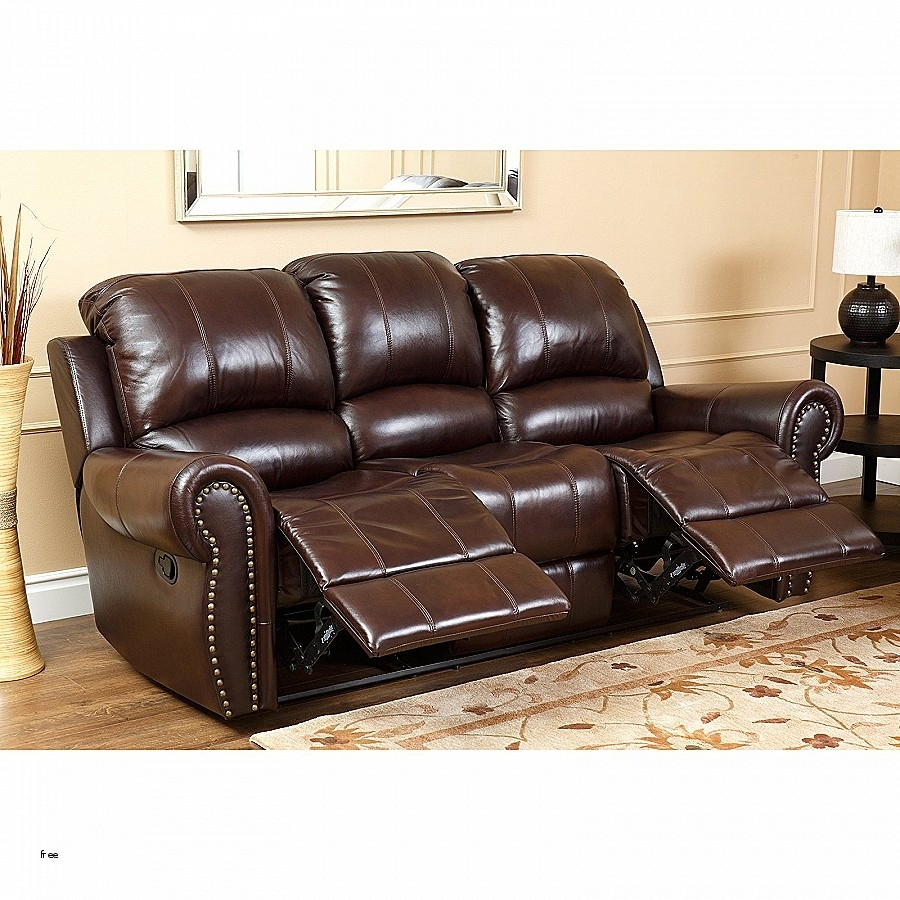 Sectional Sofas: Best Of Leather Reclining Sectional Sofa With Regarding Tess 2 Piece Power Reclining Sectionals With Laf Chaise (Image 12 of 25)