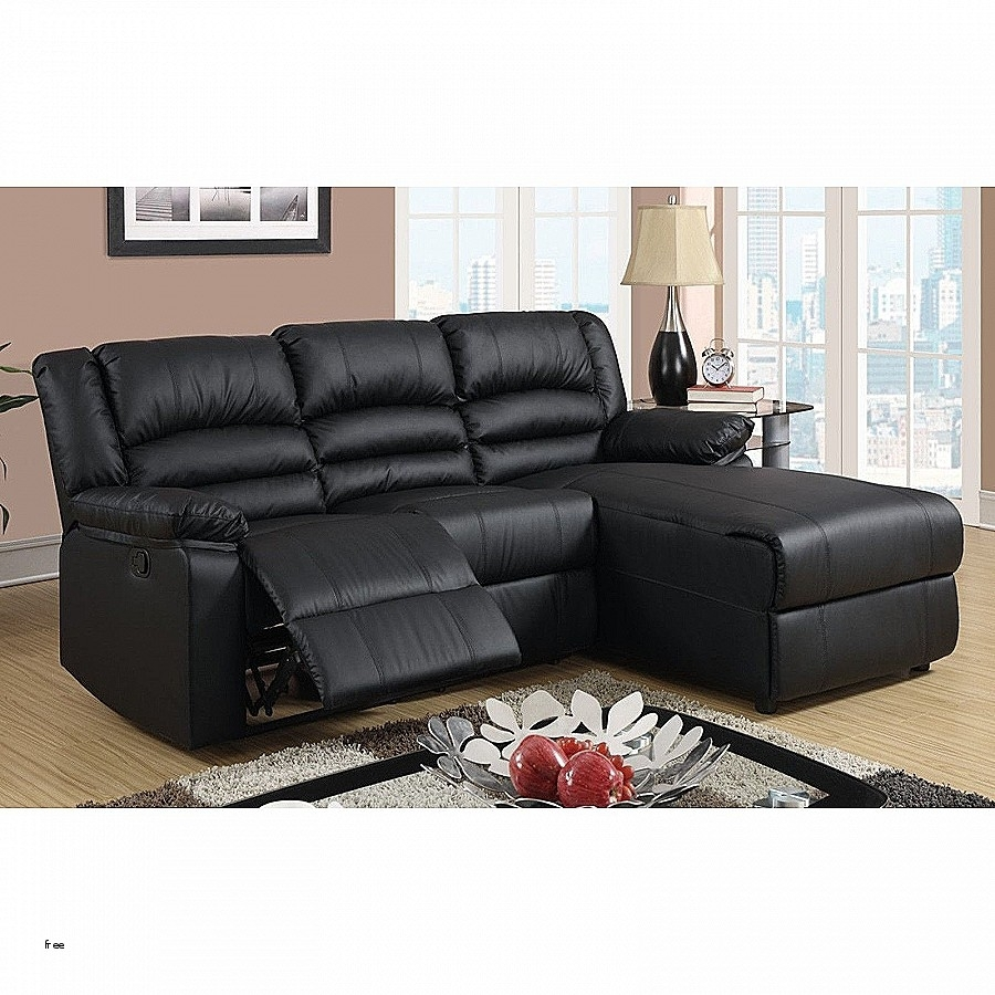 Sectional Sofas: Best Of Leather Reclining Sectional Sofa With With Regard To Tess 2 Piece Power Reclining Sectionals With Laf Chaise (Image 13 of 25)
