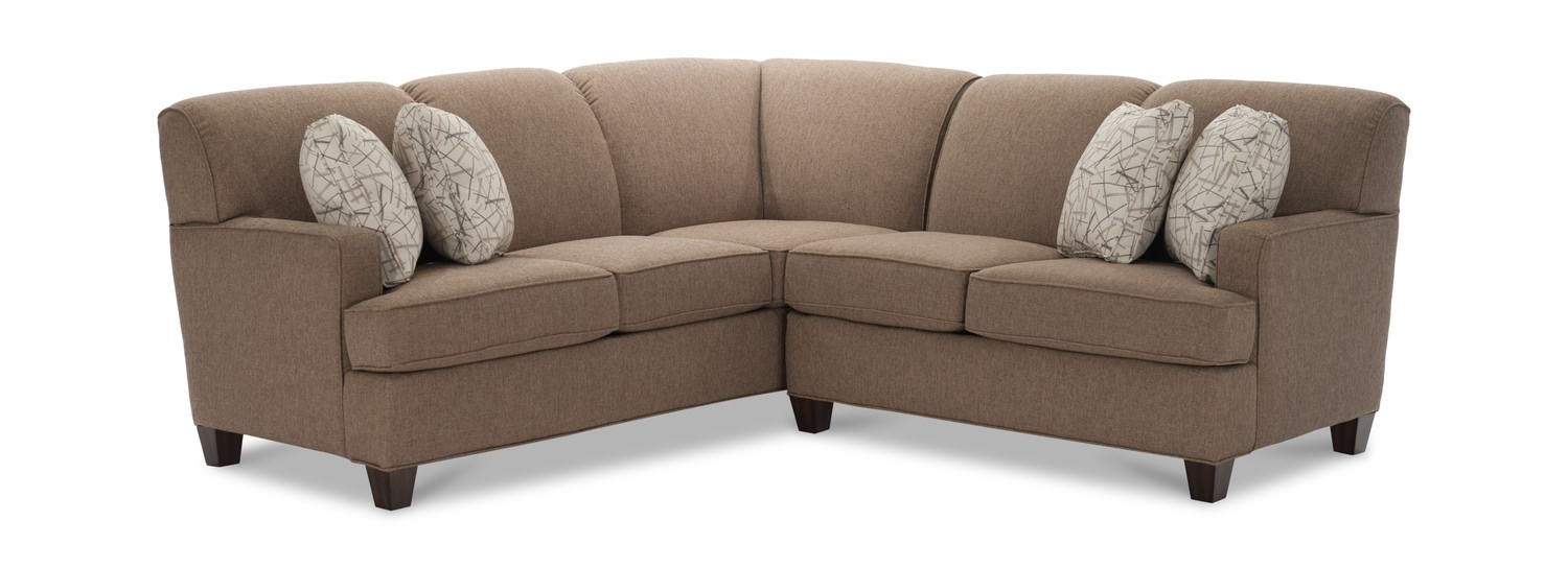 Sectional Sofas – Living Room Seating – Hom Furniture Regarding Tess 2 Piece Power Reclining Sectionals With Laf Chaise (Image 8 of 25)