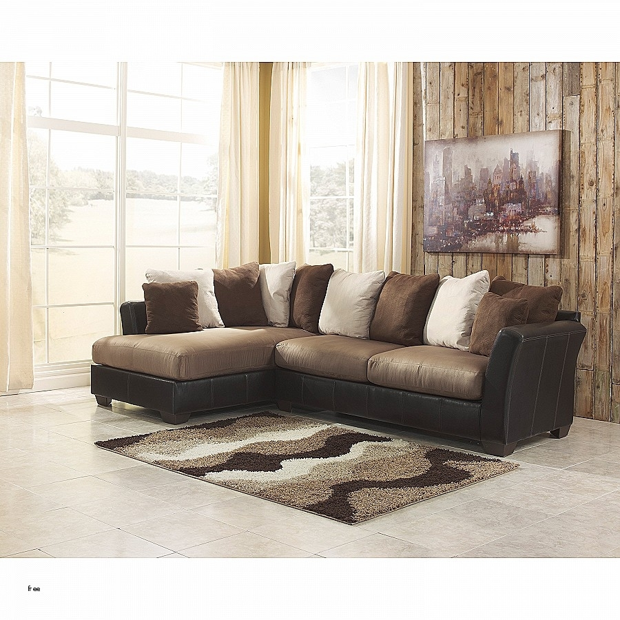 Sectional Sofas: Luxury Two Piece Sectional Sofa With Chaise Two Intended For Aquarius Dark Grey 2 Piece Sectionals With Raf Chaise (Image 16 of 25)