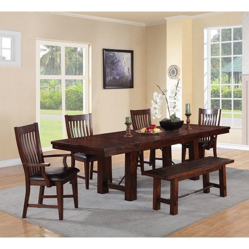Seiling Dining Table | Dining Pertaining To Norwood 7 Piece Rectangle Extension Dining Sets (Image 21 of 25)