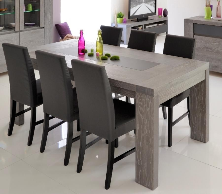 Sensational Design Grey Wood Dining Set Prettiest Table Models Room Intended For Jaxon Extension Rectangle Dining Tables (Image 23 of 25)