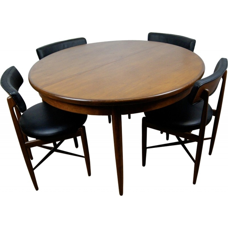 Set Of Dining Tablevictor Wilkins For G Plan – 1960S – Design Market Inside Victor Dining Tables (Image 11 of 25)