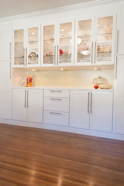 S&fe) Custom Dining Room Cabinet – Traditional – Los Angeles Db Pertaining To Dining Room Cabinets (View 16 of 25)