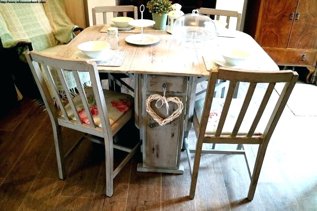 Shabby Chic Dining Room Sets Shabby Chic Dining Set Room Sets Pertaining To Shabby Chic Dining Sets (Image 15 of 25)