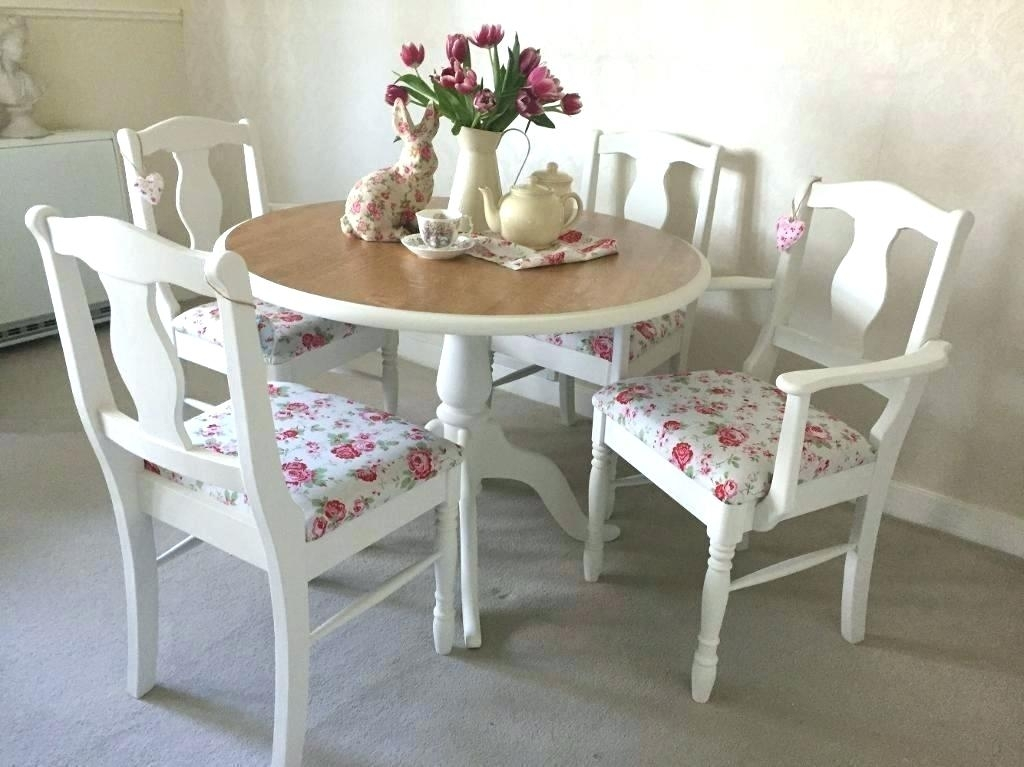 Shabby Chic Dining Table – Hifanclub For Shabby Chic Extendable Dining Tables (Image 13 of 25)