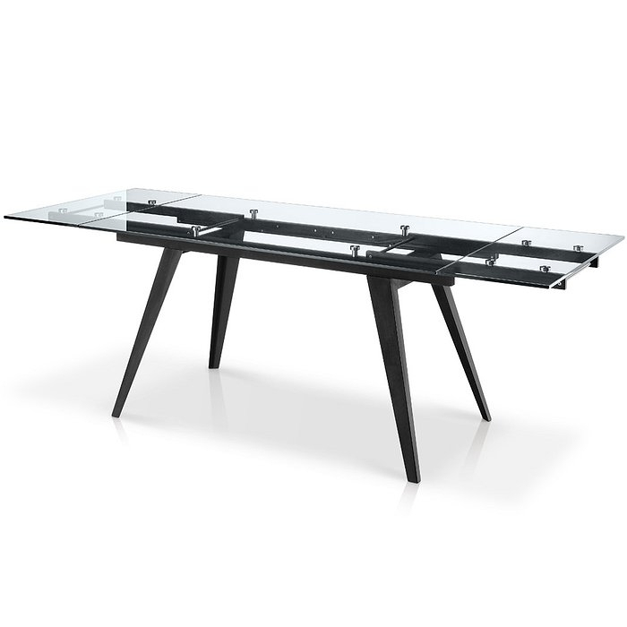 Sharp Dining Table Inside Craftsman Rectangle Extension Dining Tables (View 11 of 25)