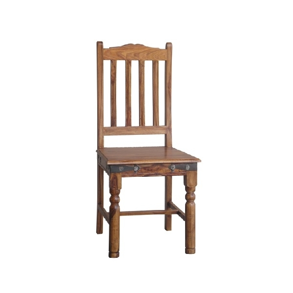 Sheesham Dining Chair/ Bournemouth/poole With Regard To Sheesham Dining Chairs (Image 18 of 25)