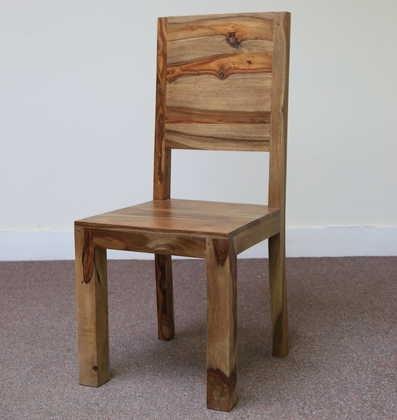 Sheesham Dining Chair With Regard To Sheesham Dining Chairs (Image 17 of 25)