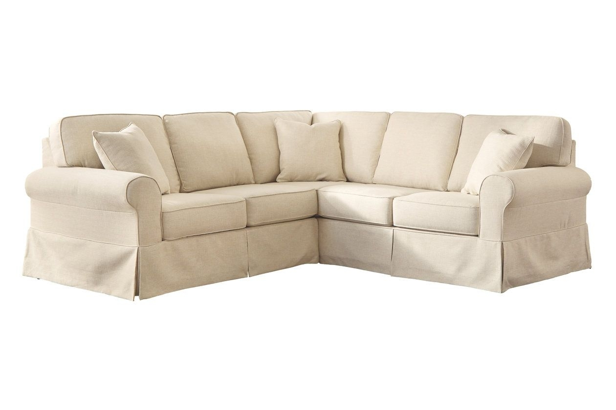 Shermyla 2 Piece Sectional | Ashley Furniture Homestore | New Living Inside Benton 4 Piece Sectionals (Image 24 of 25)