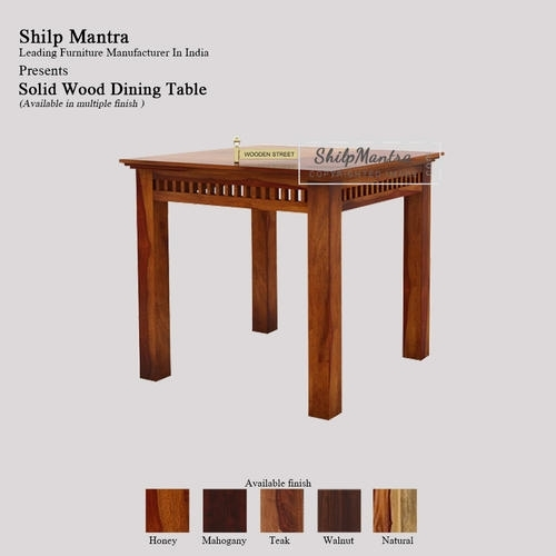 Shilp Mantra Teak & Walnut And Natural (Image 23 of 25)