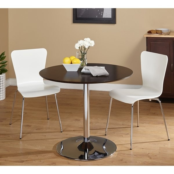 Shop 3 Piece Pisa Dining Set – Free Shipping Today – Overstock Pertaining To Pisa Dining Tables (Image 21 of 25)