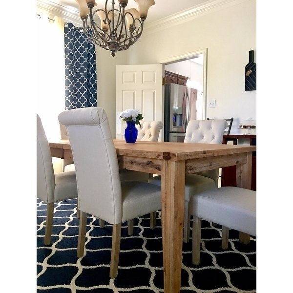 Shop Alpine Aspen Extension Dining Table – Free Shipping Today With Regard To Aspen Dining Tables (Image 23 of 25)