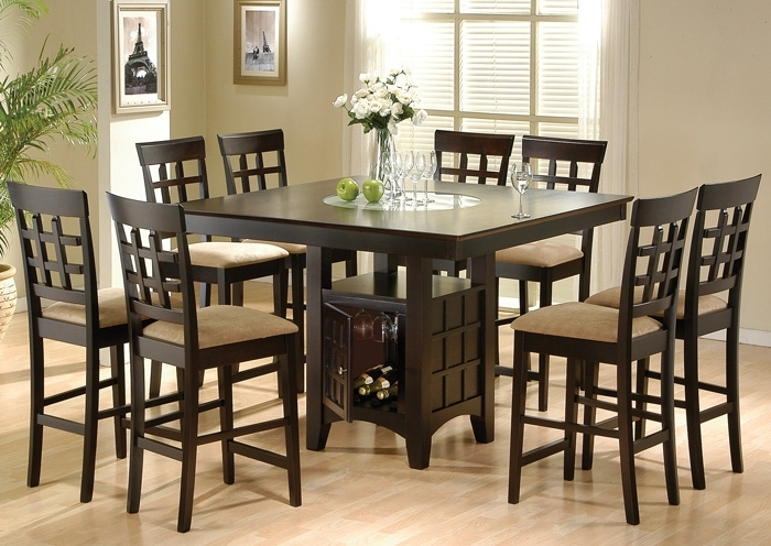 Shop Ashley Dining Room Furniture Sets In Philadelphia, Pa In Hyland 5 Piece Counter Sets With Stools (Image 21 of 25)